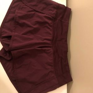Lululemon shorts EUC
